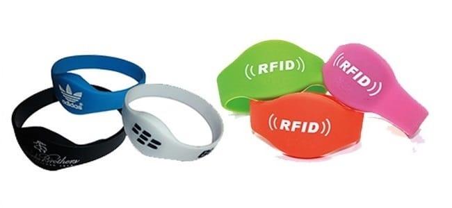 RFID CUSTOM WRISTBANDS